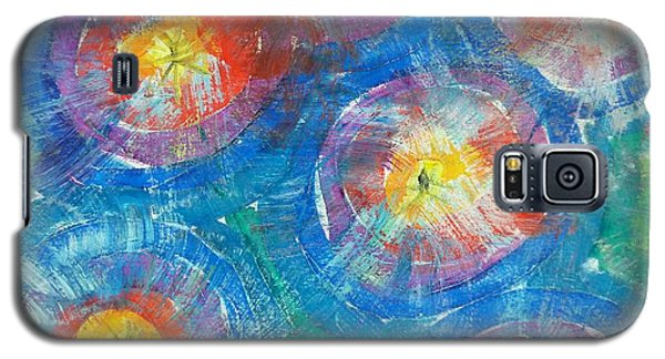 Circle Burst Galaxy S5 Case