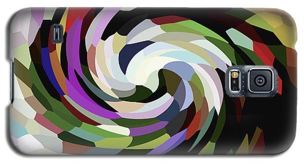 Circled Car Galaxy S5 Case