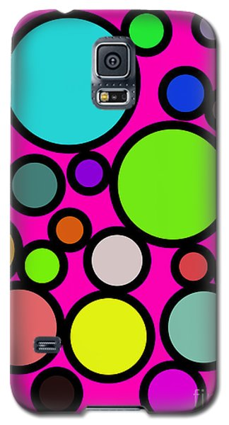 Circles Galore Galaxy S5 Case