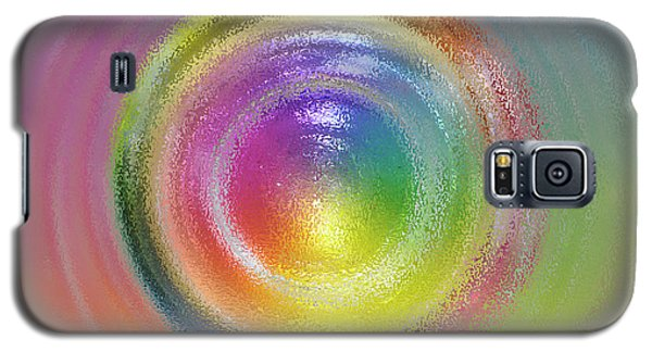 Galaxy S5 Case featuring the photograph Circles by Geraldine Alexander