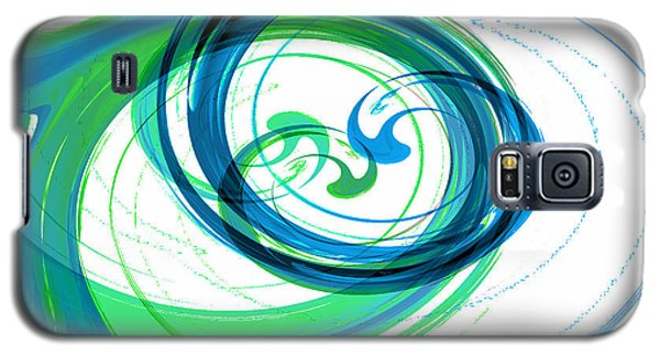 Circling Grace 1 Galaxy S5 Case