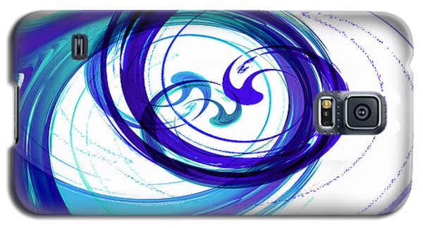 Circling Grace 2 Galaxy S5 Case