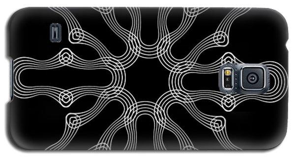 Galaxy S5 Case featuring the digital art Circularity No. 43 by Alan Bennington
