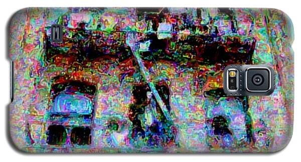 Circumstances Galaxy S5 Case by Nick David