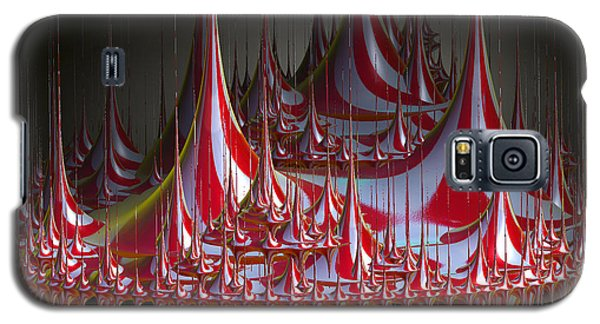 Circus-circus Galaxy S5 Case by Melissa Messick