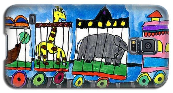 Circus Train Galaxy S5 Case