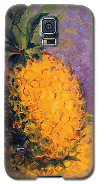 Cirdling Yellow Galaxy S5 Case