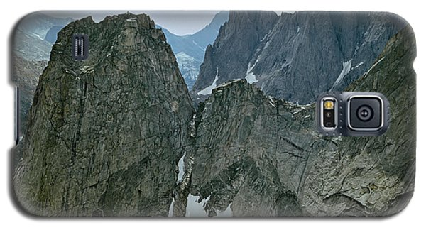 209615-cirque Of Towers, Wind Rivers, Wy Galaxy S5 Case
