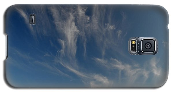 Galaxy S5 Case featuring the photograph Cirrus Collection  by Lyle Crump