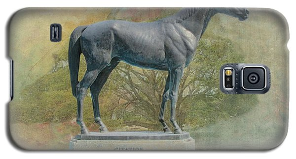 Citation Thoroughbred Galaxy S5 Case