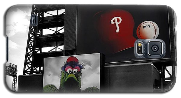 Citizens Bank Park Philadelphia Galaxy S5 Case