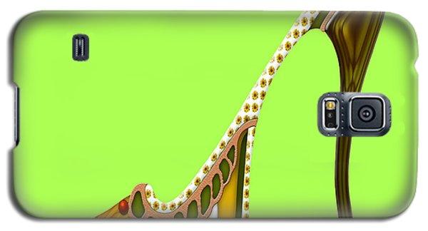 Citrus Wiggle Galaxy S5 Case