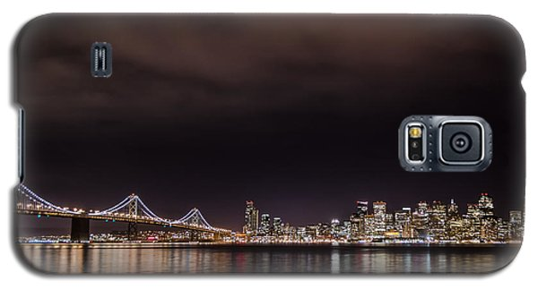 City By The Bay Galaxy S5 Case by Linda Villers