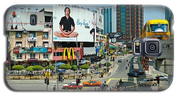 City Centre Scene - Kuala Lumpur - Malaysia Galaxy S5 Case