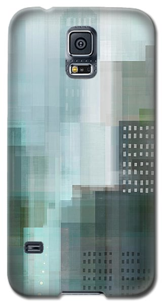 City Emerald Galaxy S5 Case by Dan Meneely