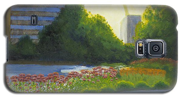 City Garden St. Louis Galaxy S5 Case