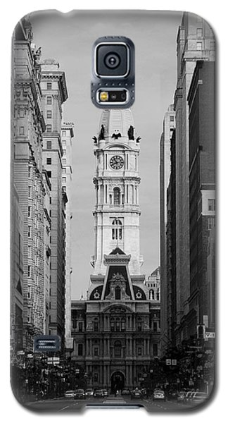City Hall B/w Galaxy S5 Case