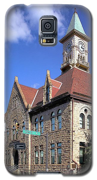City Hall - Johnstown Pa Galaxy S5 Case