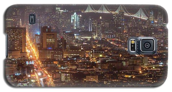 City Lava Galaxy S5 Case