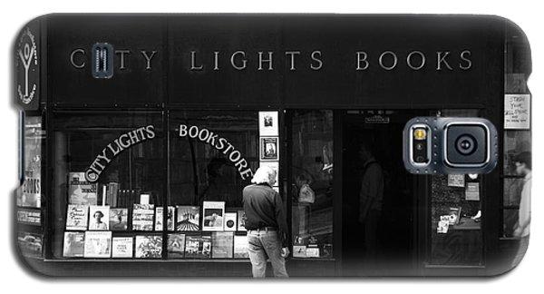 City Lights Bookstore - San Francisco Galaxy S5 Case