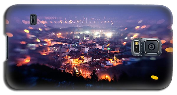City Lights Galaxy S5 Case