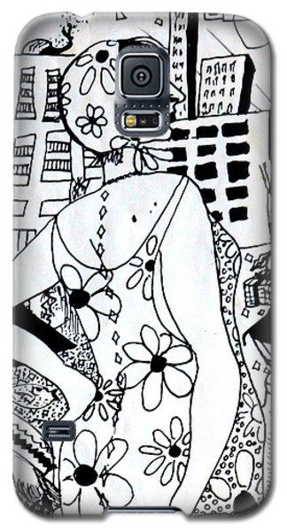 City Livin' Mamma Galaxy S5 Case