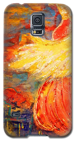 City Of An Angel Galaxy S5 Case