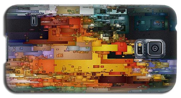 City Of Color 1 Galaxy S5 Case