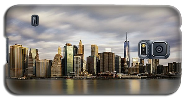Galaxy S5 Case featuring the photograph City Of Light by Anthony Fields