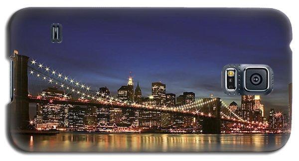 City Of Lights Galaxy S5 Case