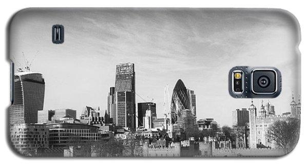 City Of London  Galaxy S5 Case by Pixel Chimp