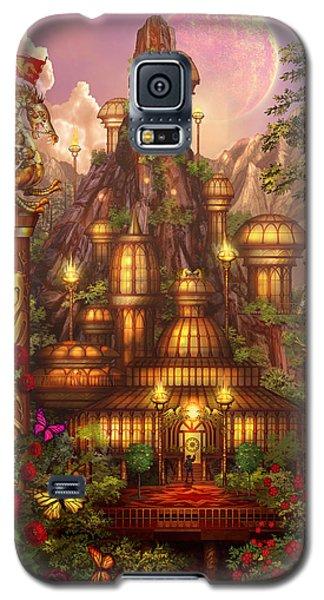 City Of Wands Galaxy S5 Case by Ciro Marchetti