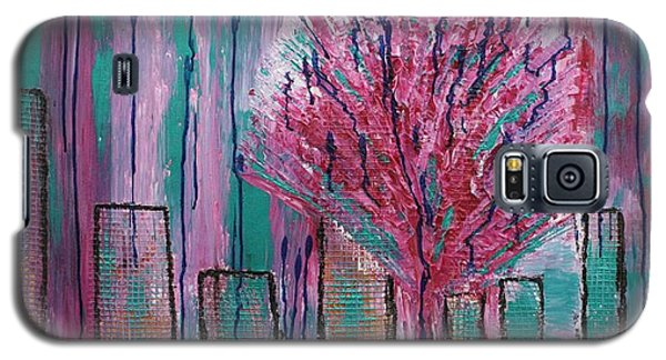 City Pear Tree Galaxy S5 Case