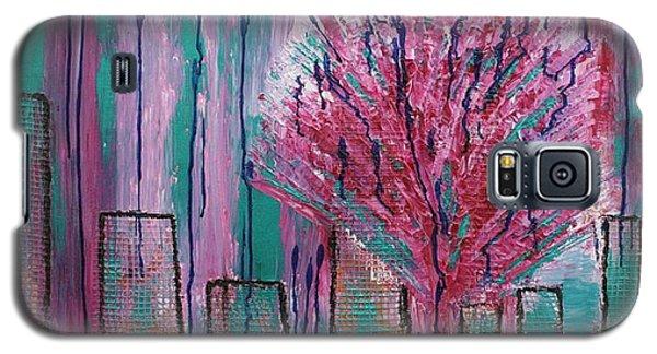City Pear Tree Galaxy S5 Case