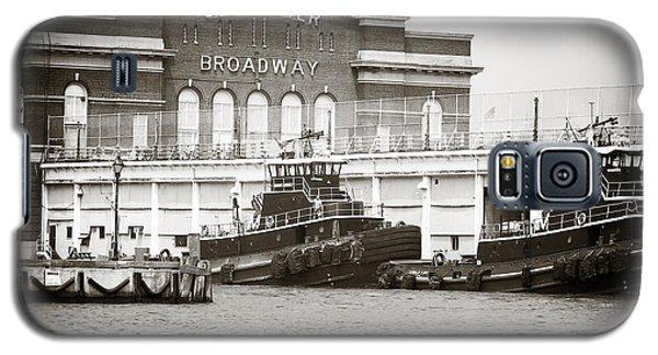 City Pier Broadway Galaxy S5 Case