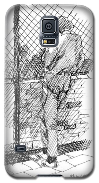 City Sketcher Galaxy S5 Case