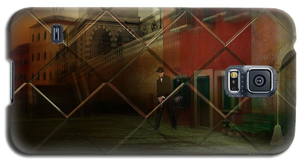 City Street Galaxy S5 Case by Liane Wright