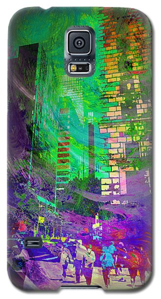 City Streets Galaxy S5 Case