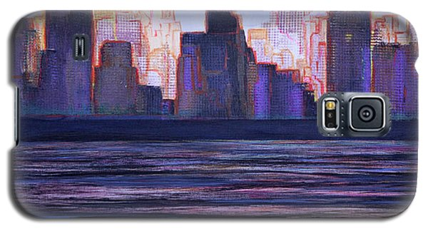 City Sunset Galaxy S5 Case