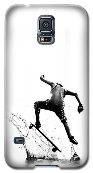 City Surfer Galaxy S5 Case