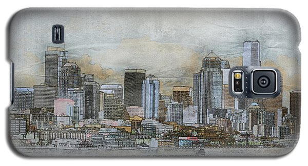Cityscape Galaxy S5 Case by Davina Washington