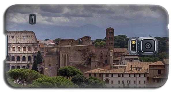 Rome Italy Cityscape Galaxy S5 Case