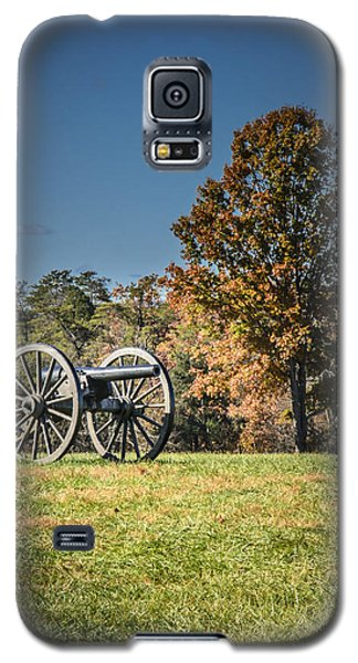 Civil War Cannon Galaxy S5 Case