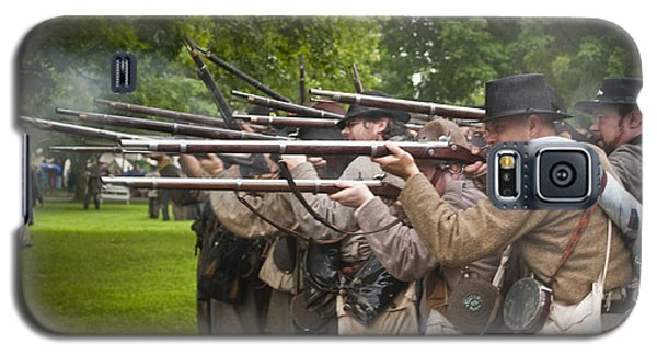 Civil War Reenactment 1 Galaxy S5 Case