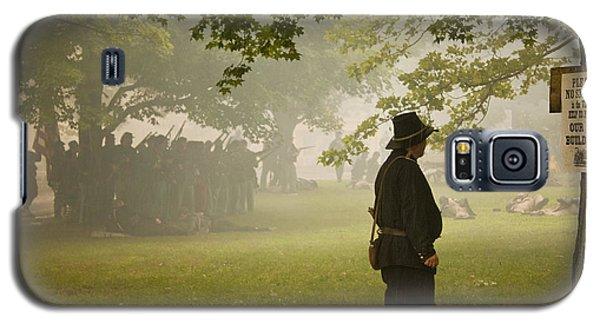 Civil War Reenactment 3 Galaxy S5 Case