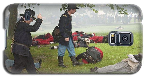 Civil War Reenactment 4 Galaxy S5 Case