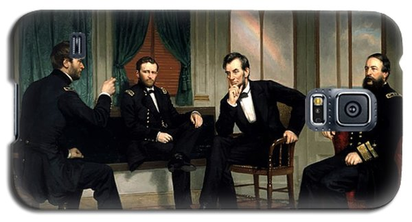Civil War Union Leaders -- The Peacemakers Galaxy S5 Case