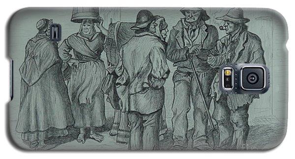 Claddagh People 1873 Galaxy S5 Case