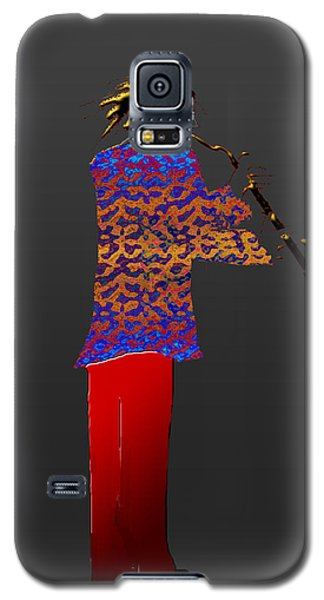 Clarinet Galaxy S5 Case