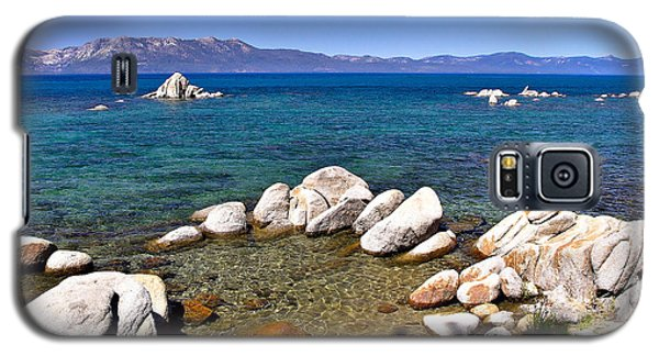 Clarity - Lake Tahoe Galaxy S5 Case